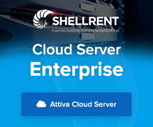 Cloud Server Enterprise - Banner 300x250