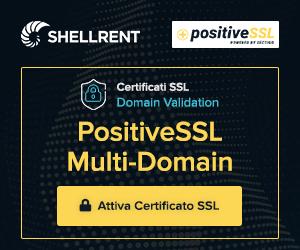PositiveSSL Multi-Domain - Banner 300x250