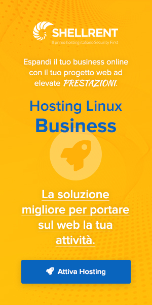Hosting Linux Business - Banner 300x600